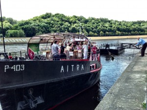 Boat tripp Kaunas
