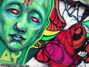 Streete art Kaunas