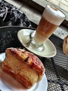 Latte in Kaunas